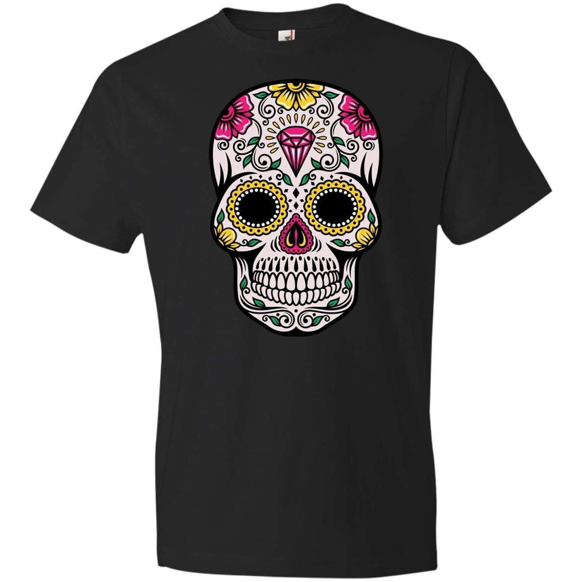 CANDY SKULL Halloween T's And Crews