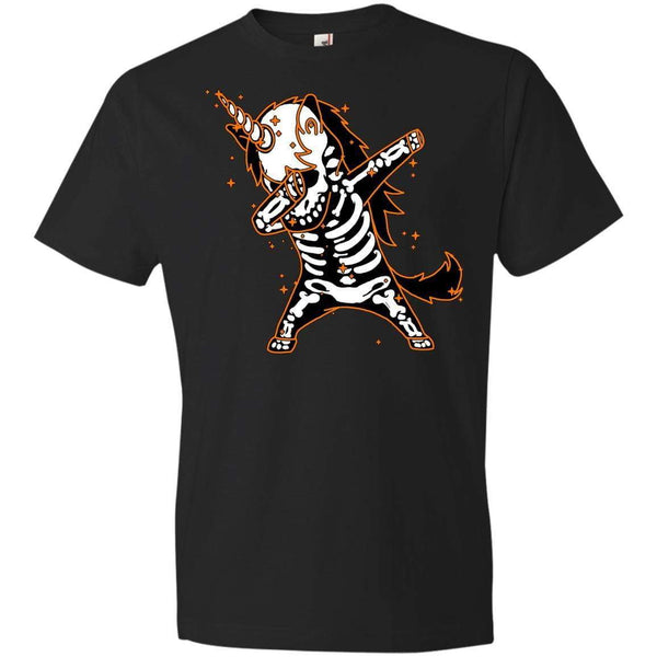 DABBING UNICORN Halloween T's And Crews