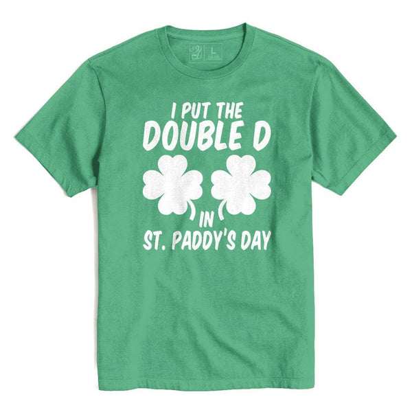 Double D's St. Patrick's T's And Crews