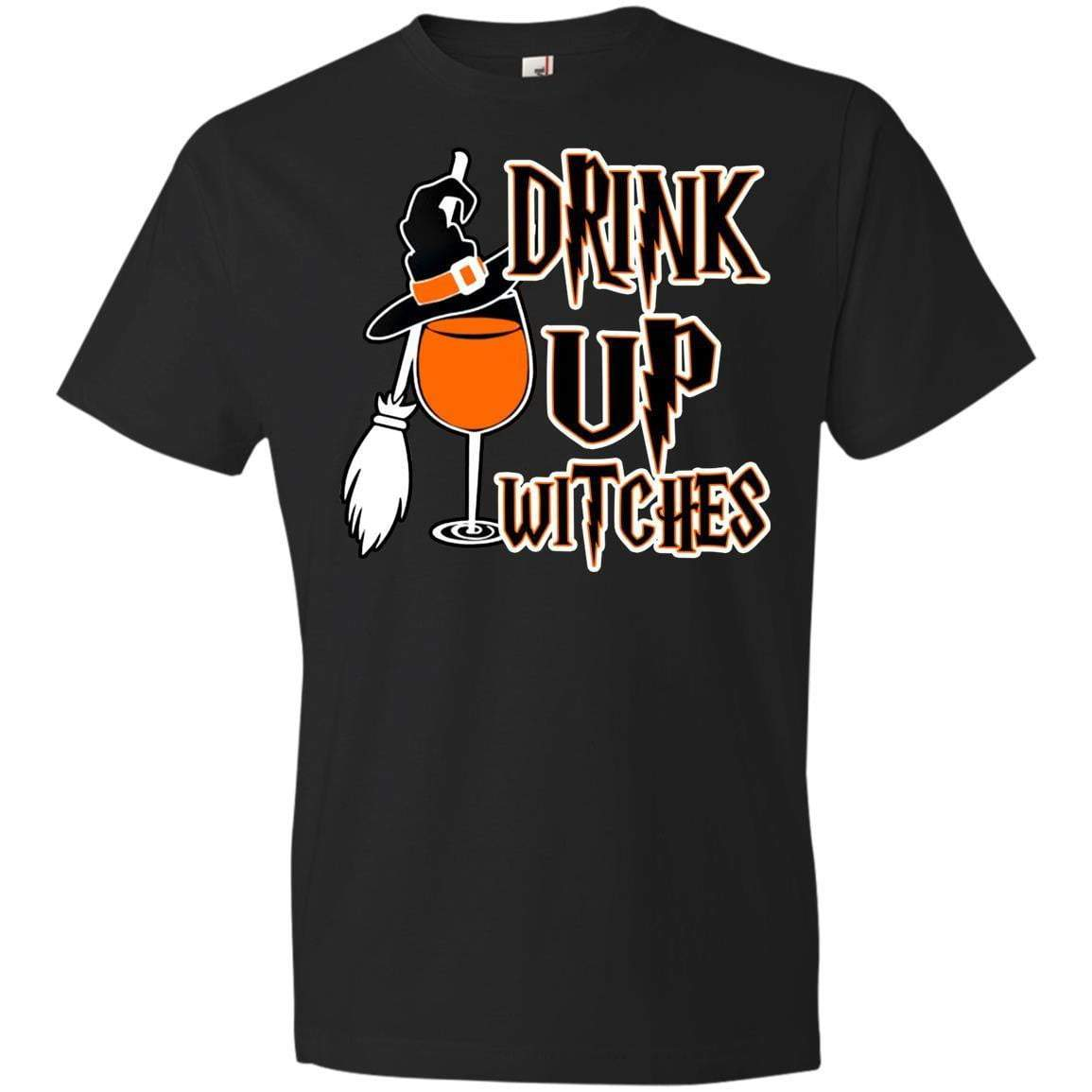 DRINK UP WITCHES Halloween T's And Crews
