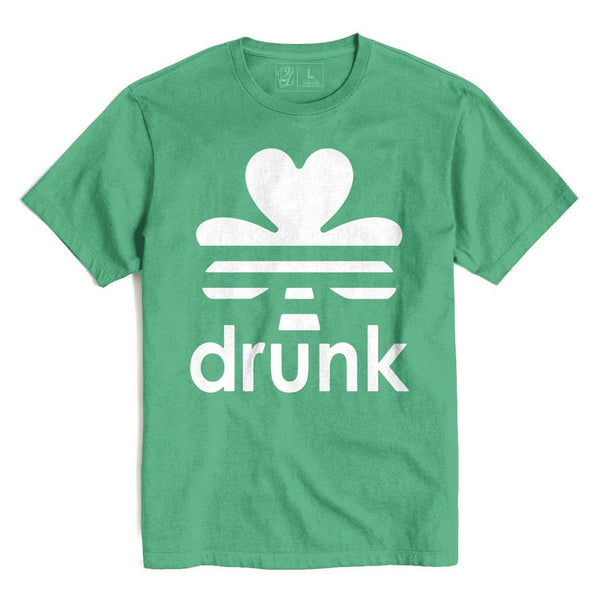 DRUNK St. Patrick's T's And Crews