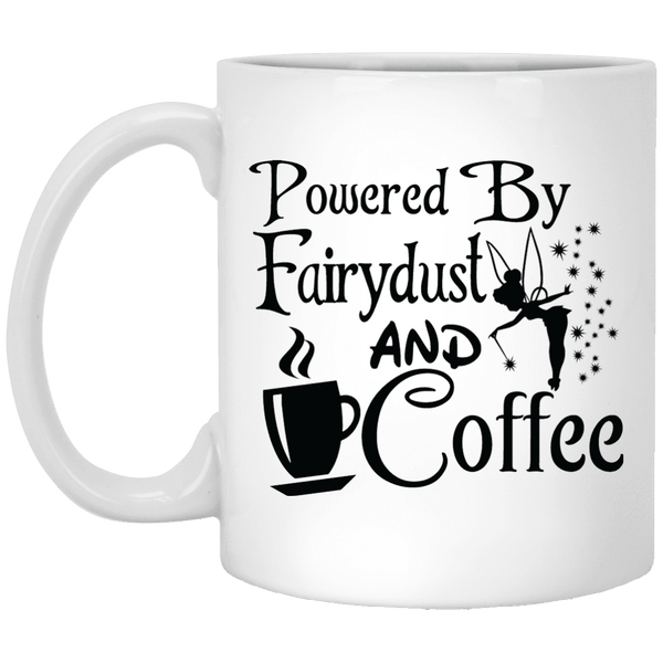 Fairydust And Coffee Coffee Mug