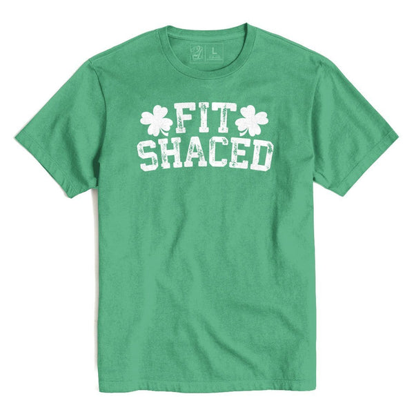 FIT SHACED St. Patrick's T's And Crews