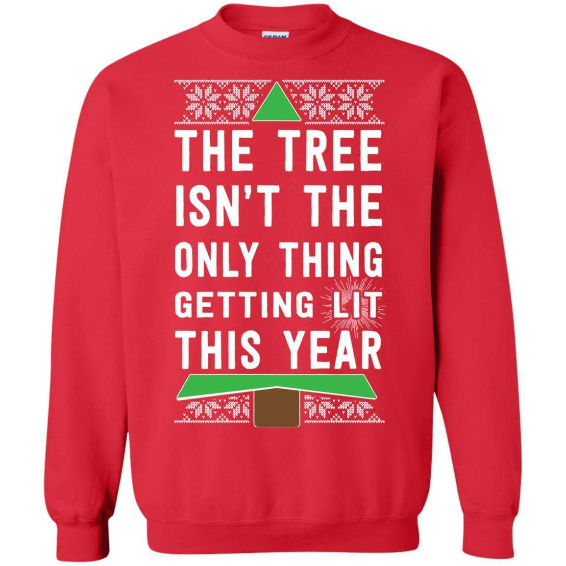 70d877730f Christmas Sweaters | Funny Christmas Sweatshirts | 21 Threads