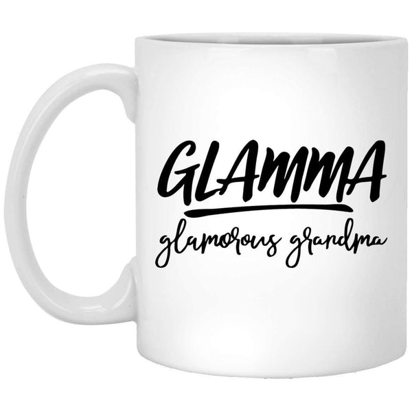 GLAMMA Mother's Day Coffee Mugs
