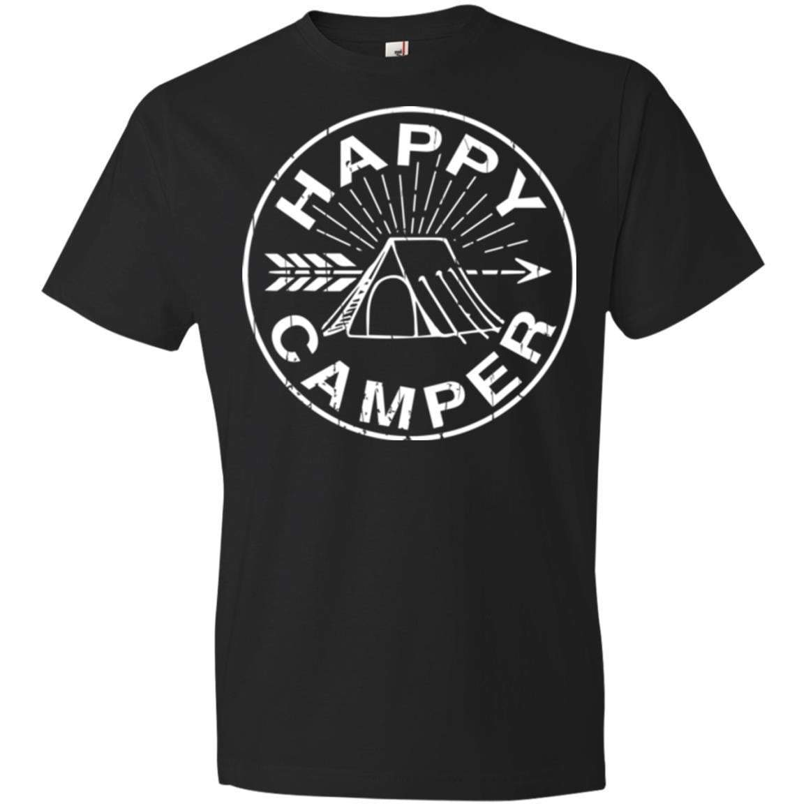 Happy Camper Grunge