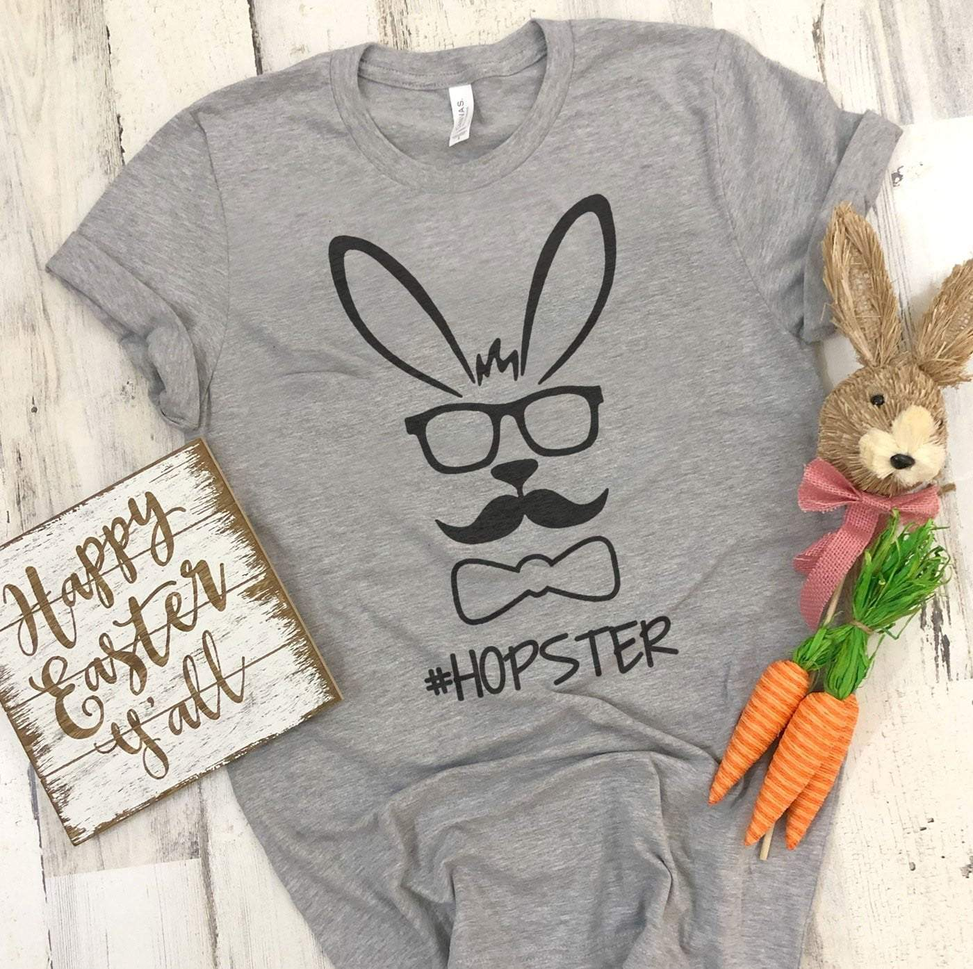 HOPSTER Easter T's And Crews