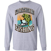 I d Rather Be Fishing