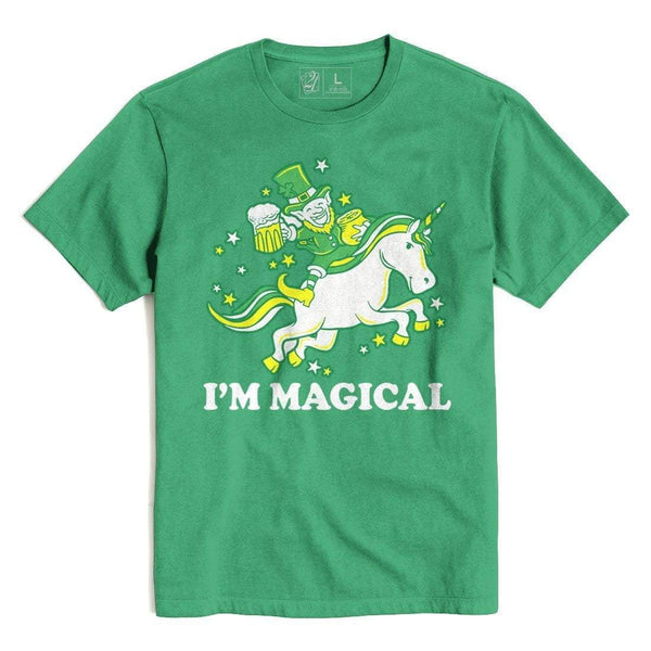 I'M MAGICAL St. Patrick's T's And Crews