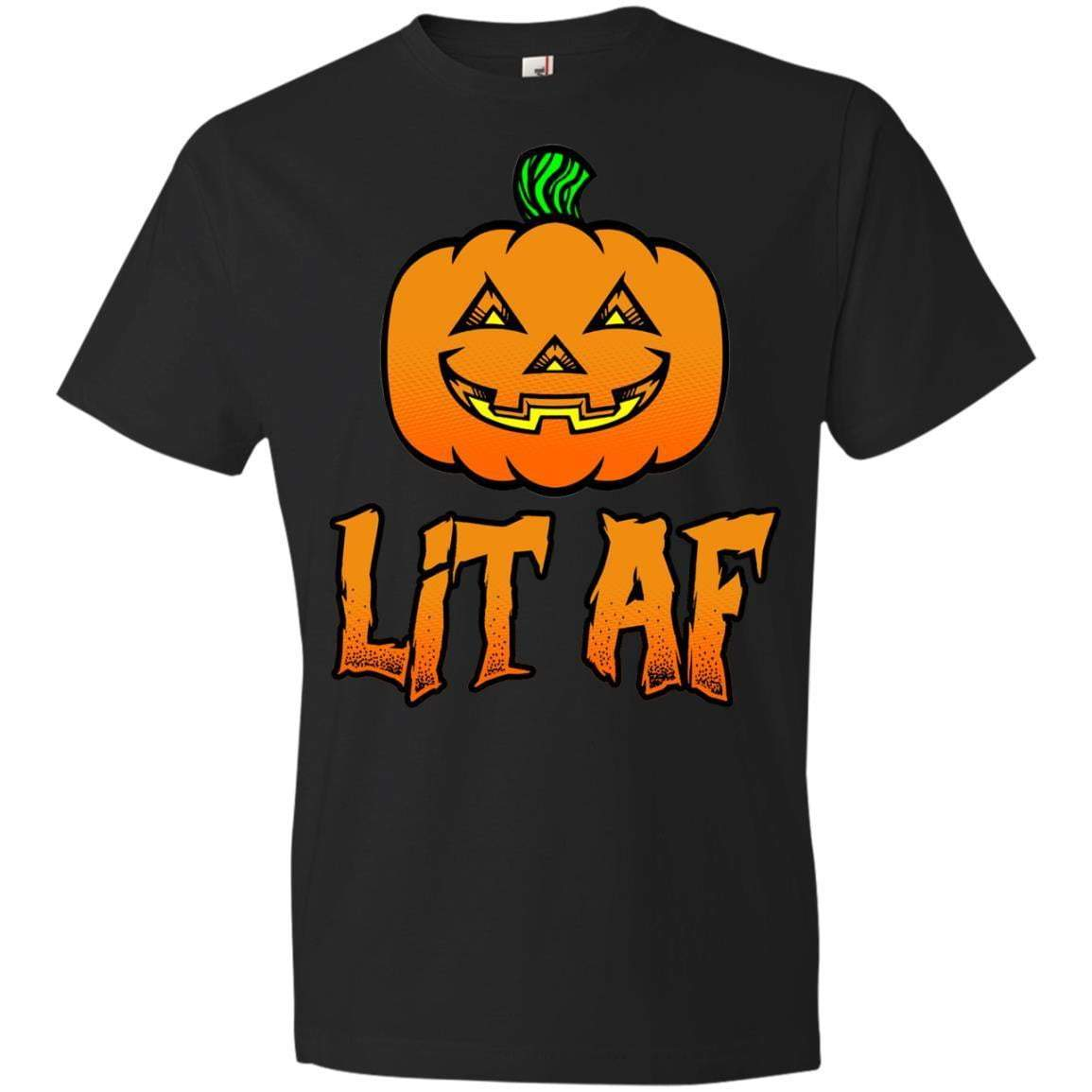 LIT AF Halloween T's And Crews