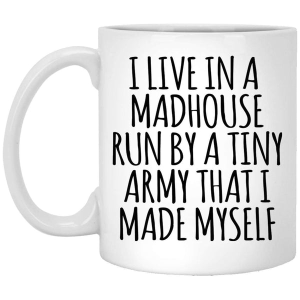 Madhouse Coffee Mug