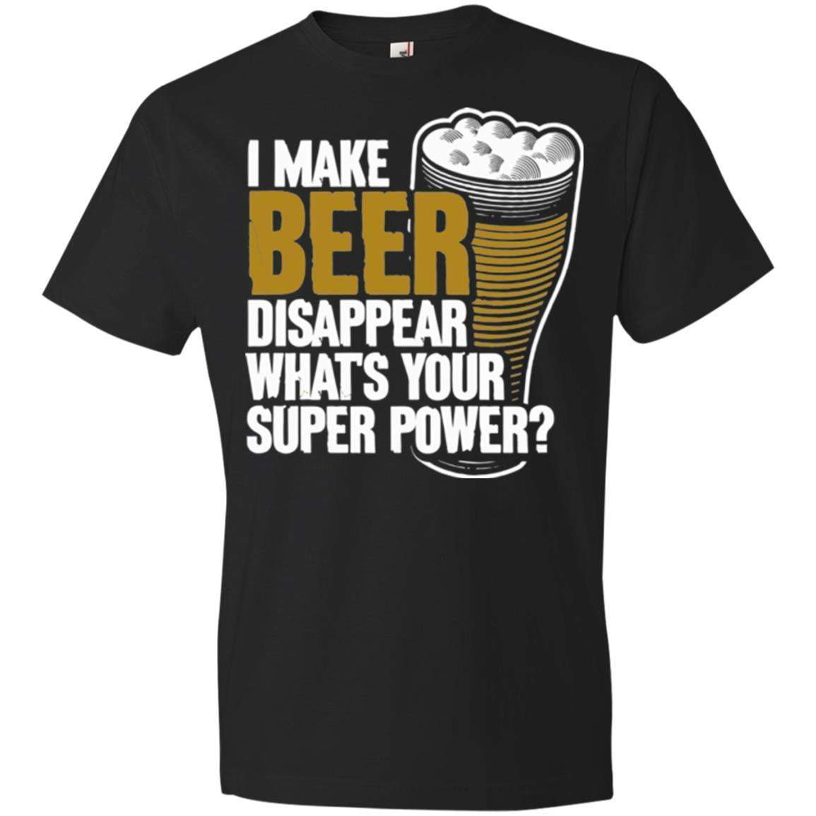Make Beer Disappear