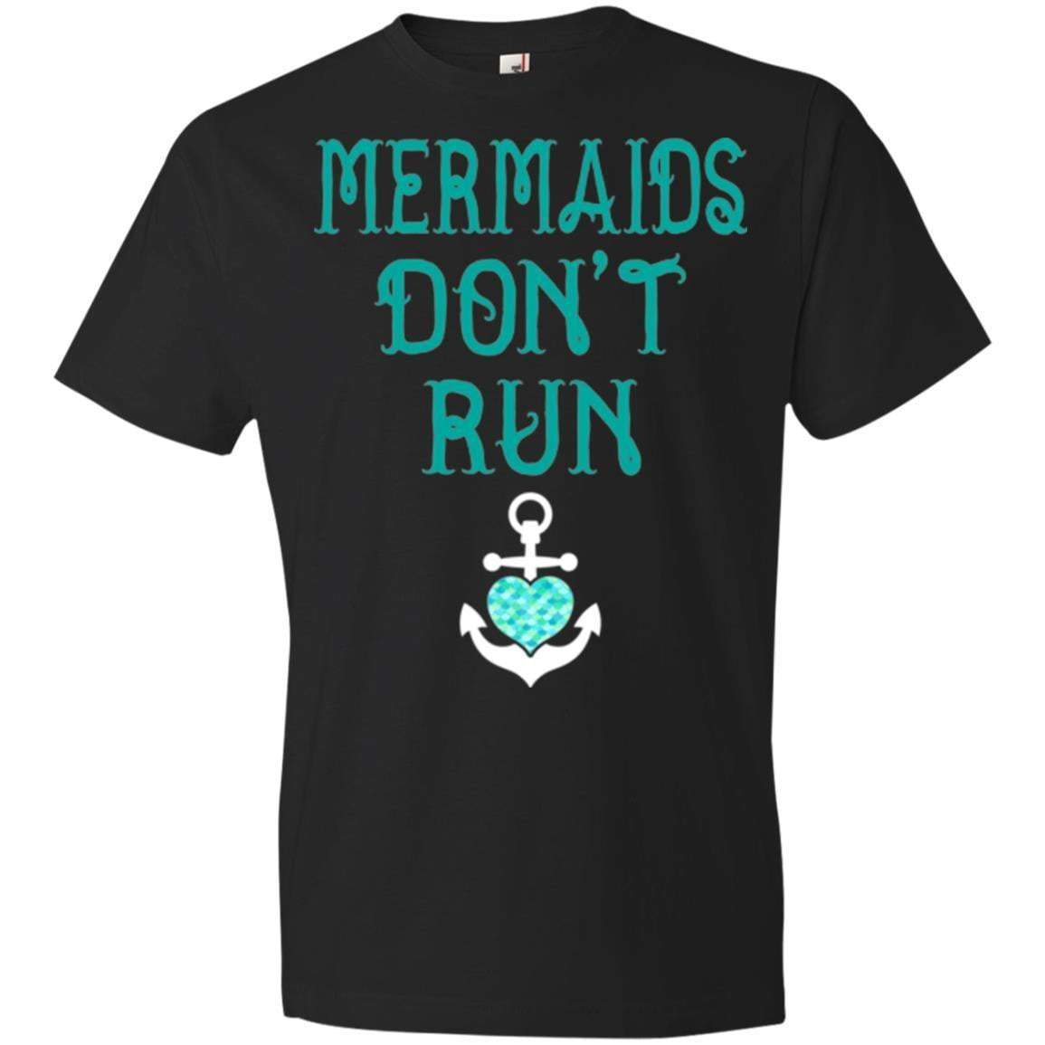 Mermaids Don't Run