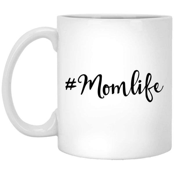 #MOMLIFE Mother's Day Coffee Mugs
