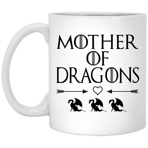 MOTHER OF DRAGONS Mother's Day Coffee Mugs
