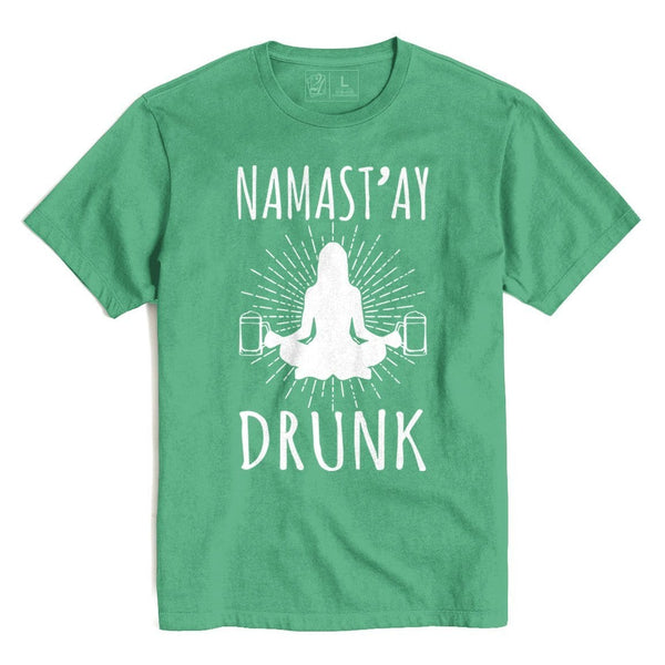 Namastay St. Patrick's T's And Crews