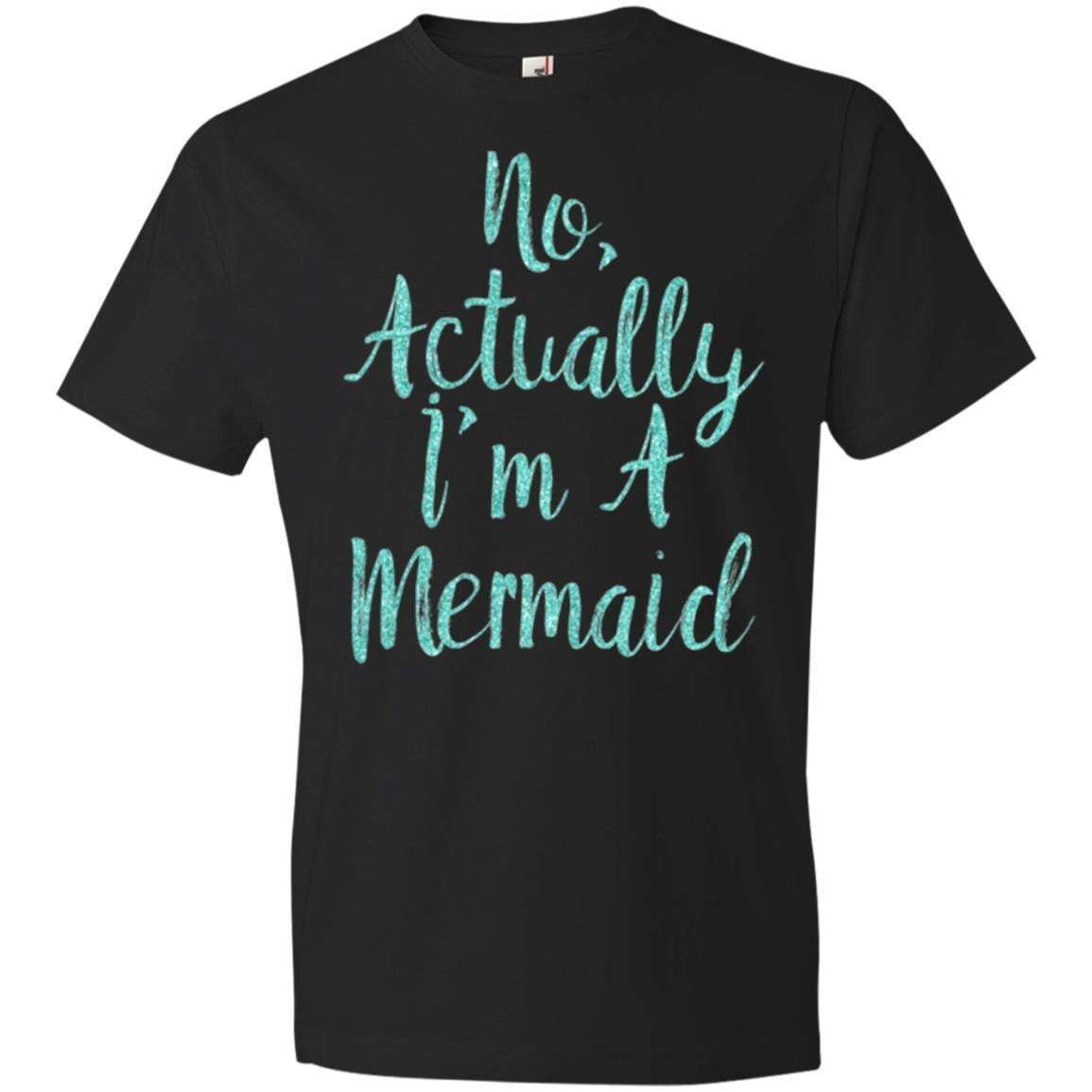 No Actually I'm A Mermaid
