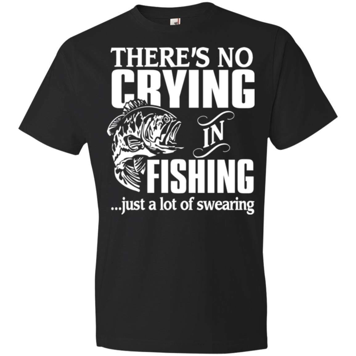 No Crying In Fishing