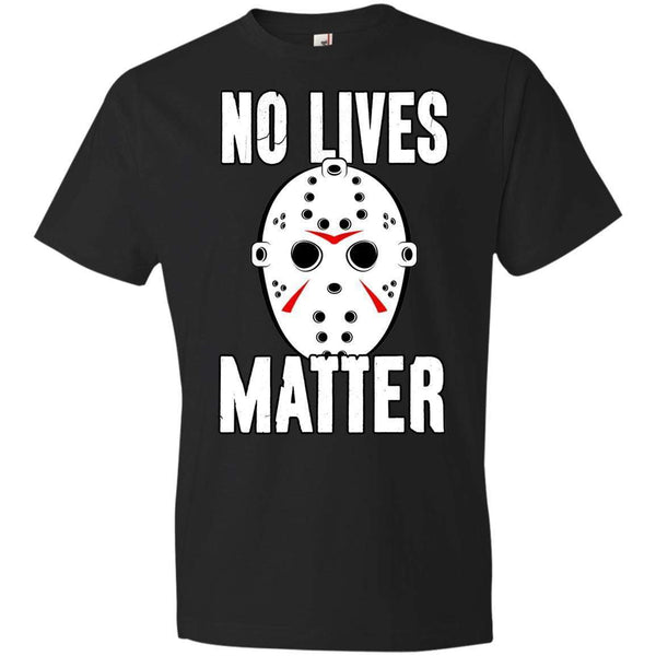 NO LIVES MATTER Halloween T's And Crews