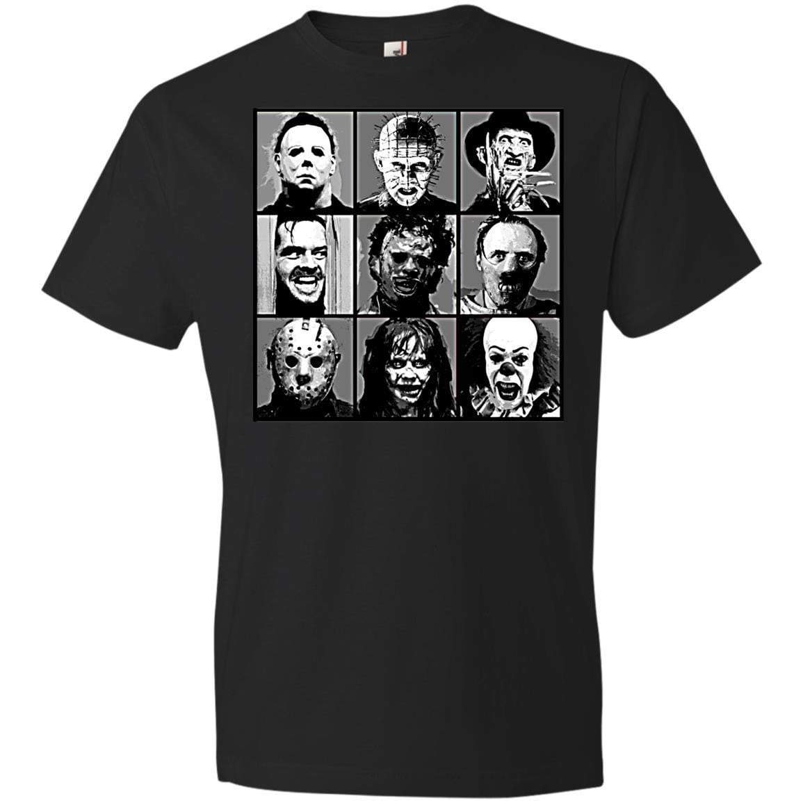 POP HORROR BW Halloween T's And Crews