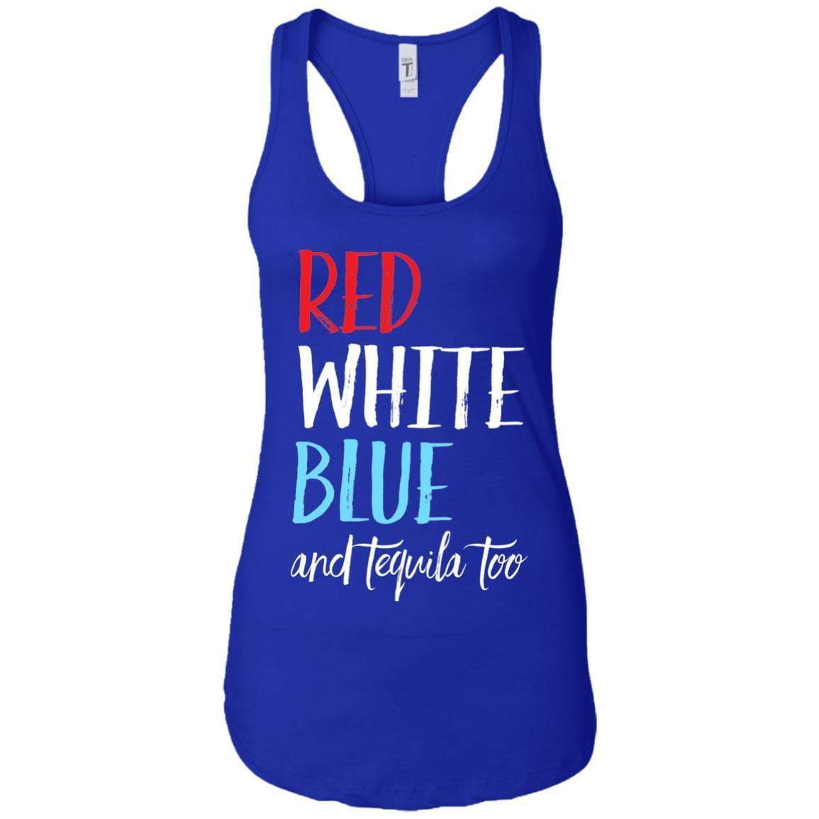 Red White Blue Tequila