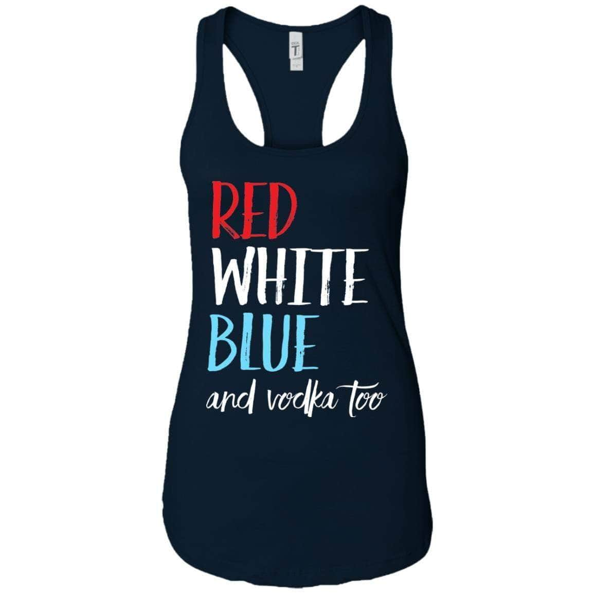 Red White Blue Vodka