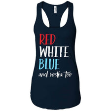 Apparel - Red White Blue Vodka