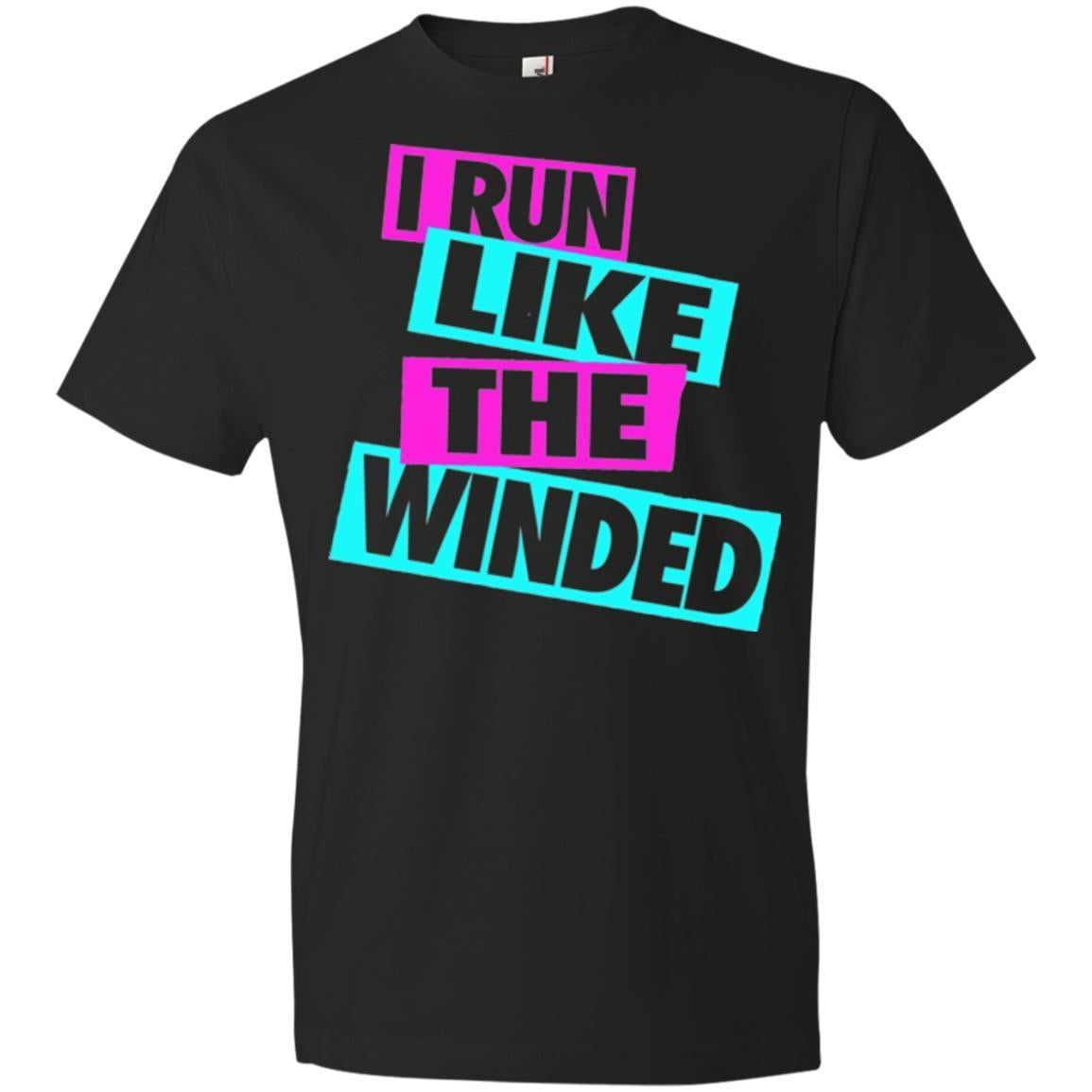 RUN LIKE THE WINDED