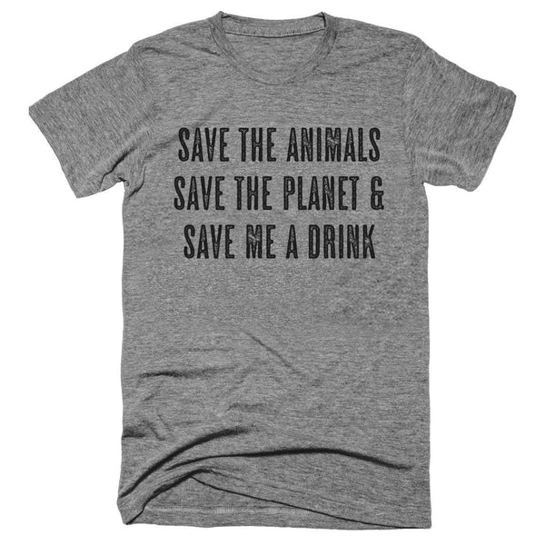 Save The Animals
