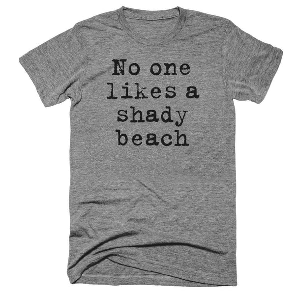 Shady Beach 2 Premium Unisex T-Shirt