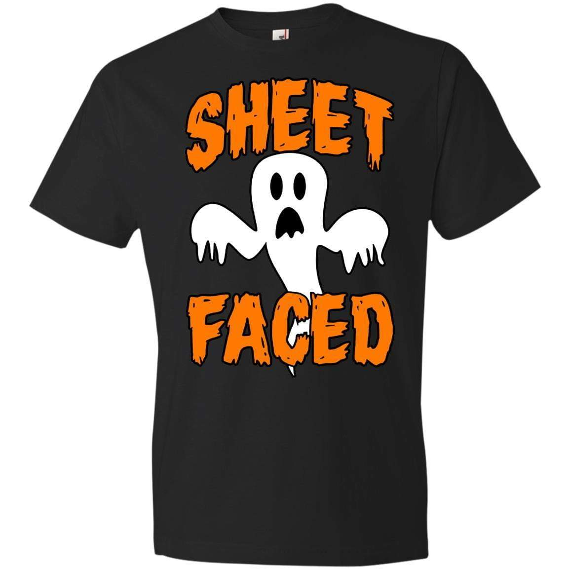 SHEET FACED Halloween T's And Crews