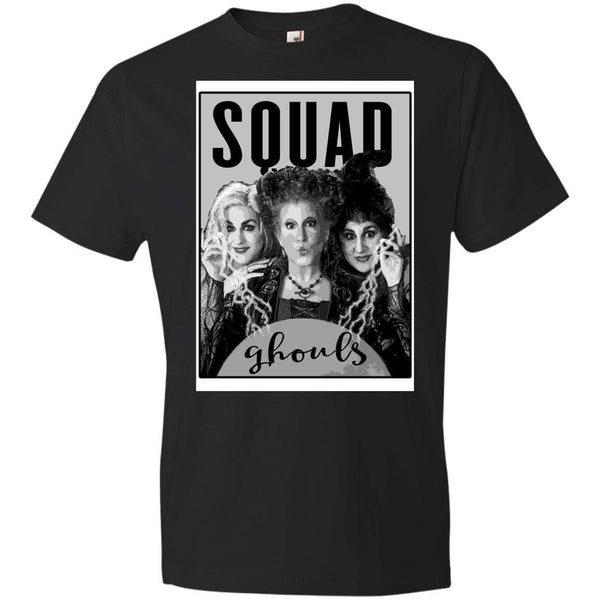 SQUAD GHOULS Halloween T's And Crews