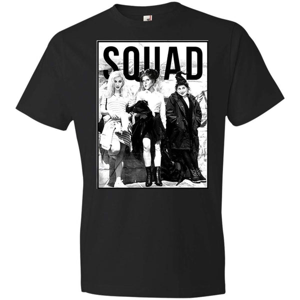 SQUAD Halloween T's And Crews