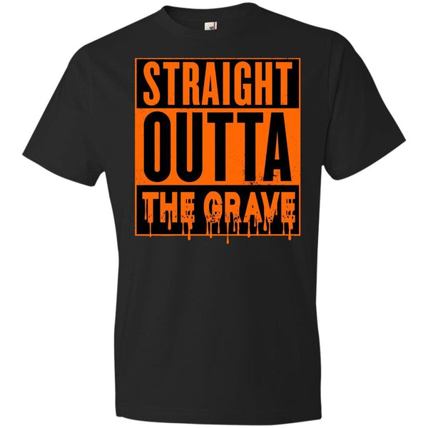 STRAIGHT OUTTA THE GRAVE Halloween T's And Crews