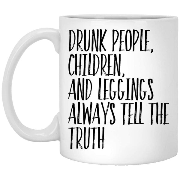 The Truth Coffee Mug