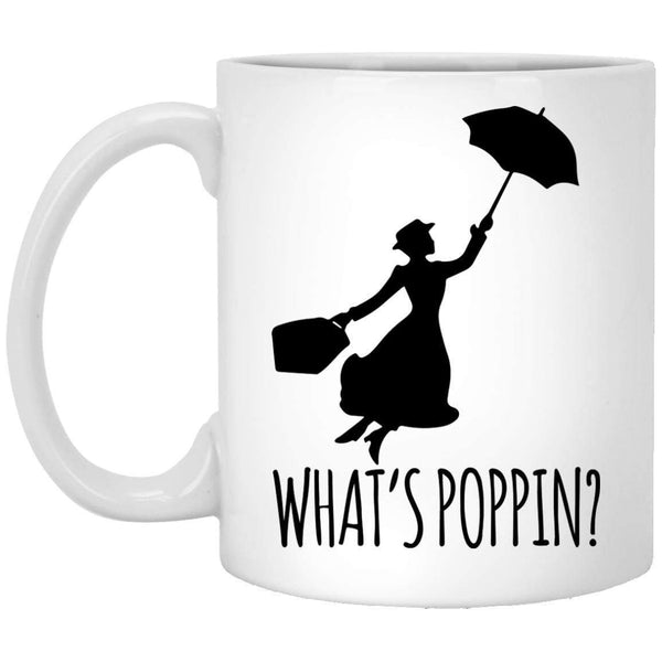 What's Poppin Coffee Mug