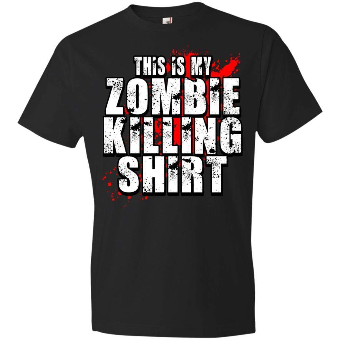 ZOMBIE KILLING SHIRT Halloween T's And Crews