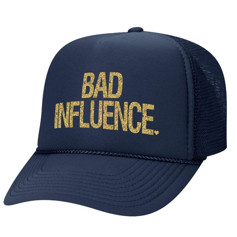 Bad Influence Trucker Hat