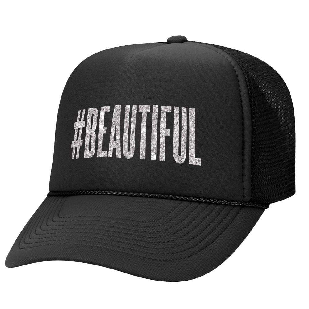 #Beautiful Trucker Hat