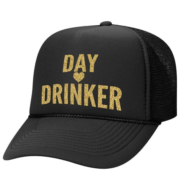 Day Drinker Heart Trucker Hat