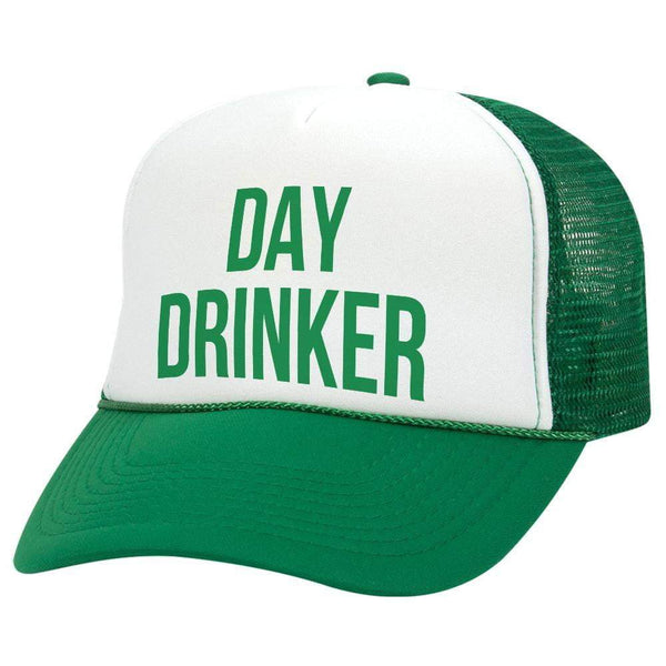 Day Drinker St. Patrick's Day Trucker Hat