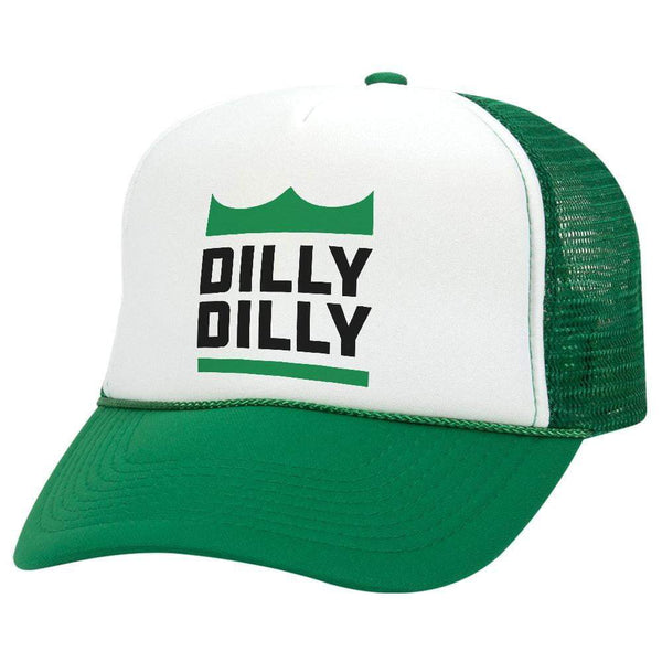 Dilly Dilly St. Patrick's Day Trucker Hat