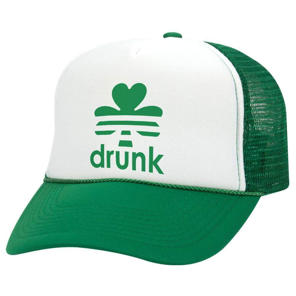 Drunk St. Patrick's Day Trucker Hat