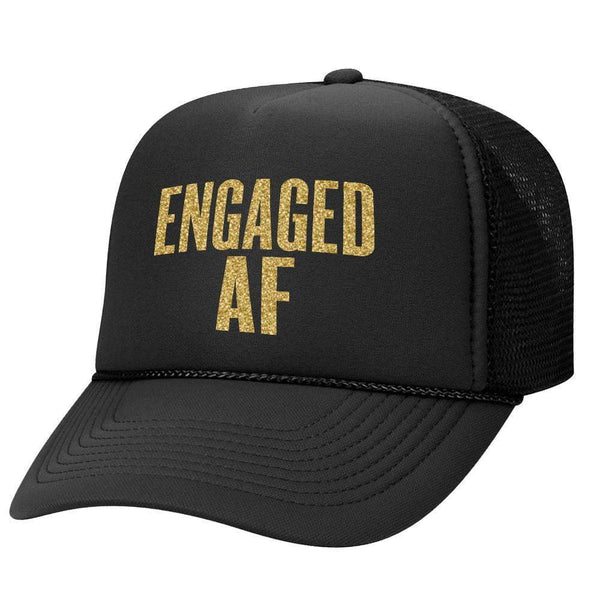 Engaged AF Trucker Hat