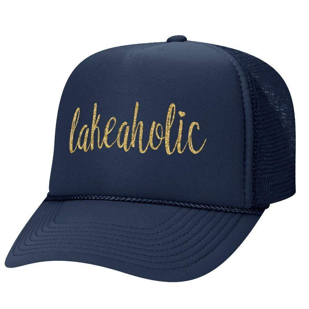 Lakeaholic Trucker Hat