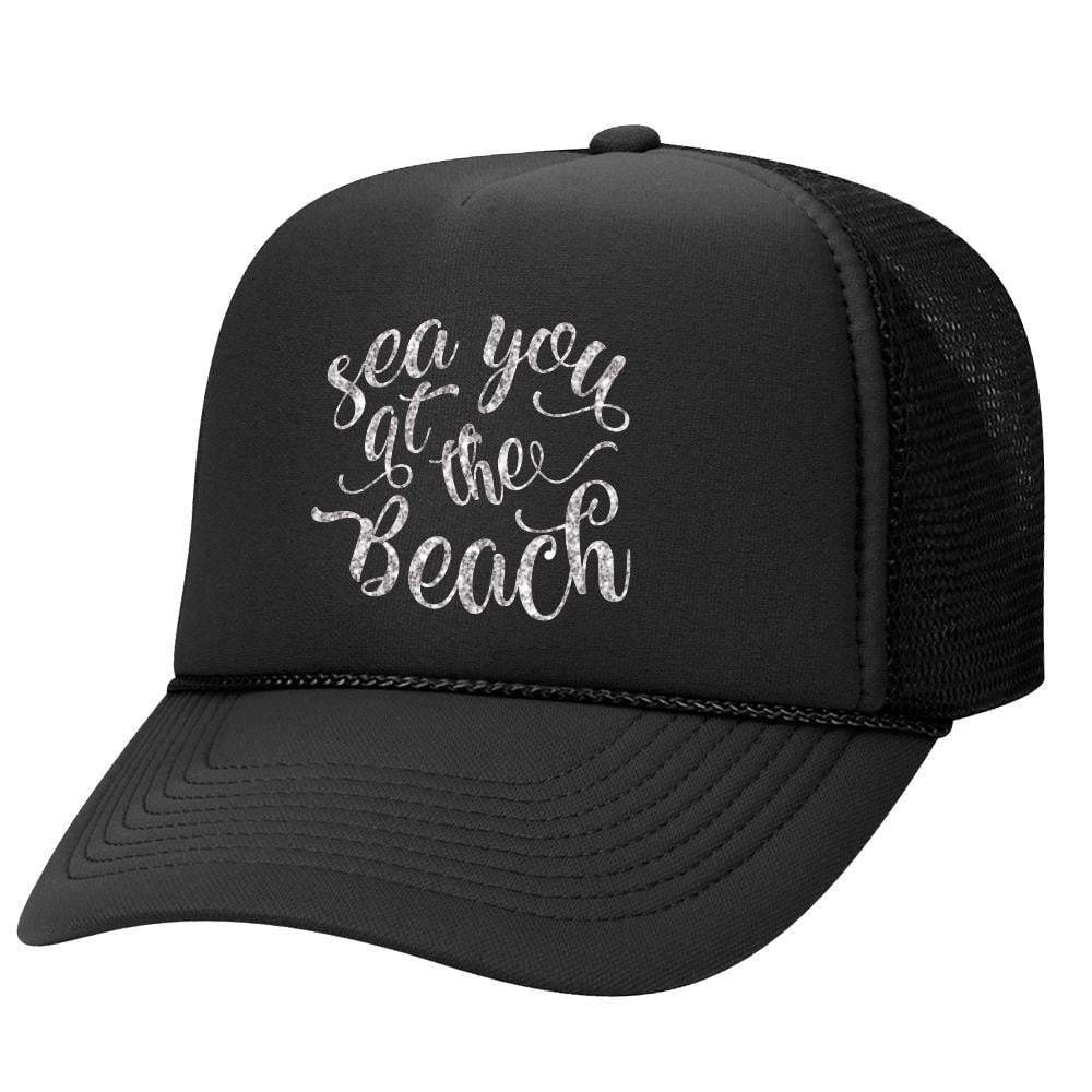 Sea You At The Beach Trucker Hat