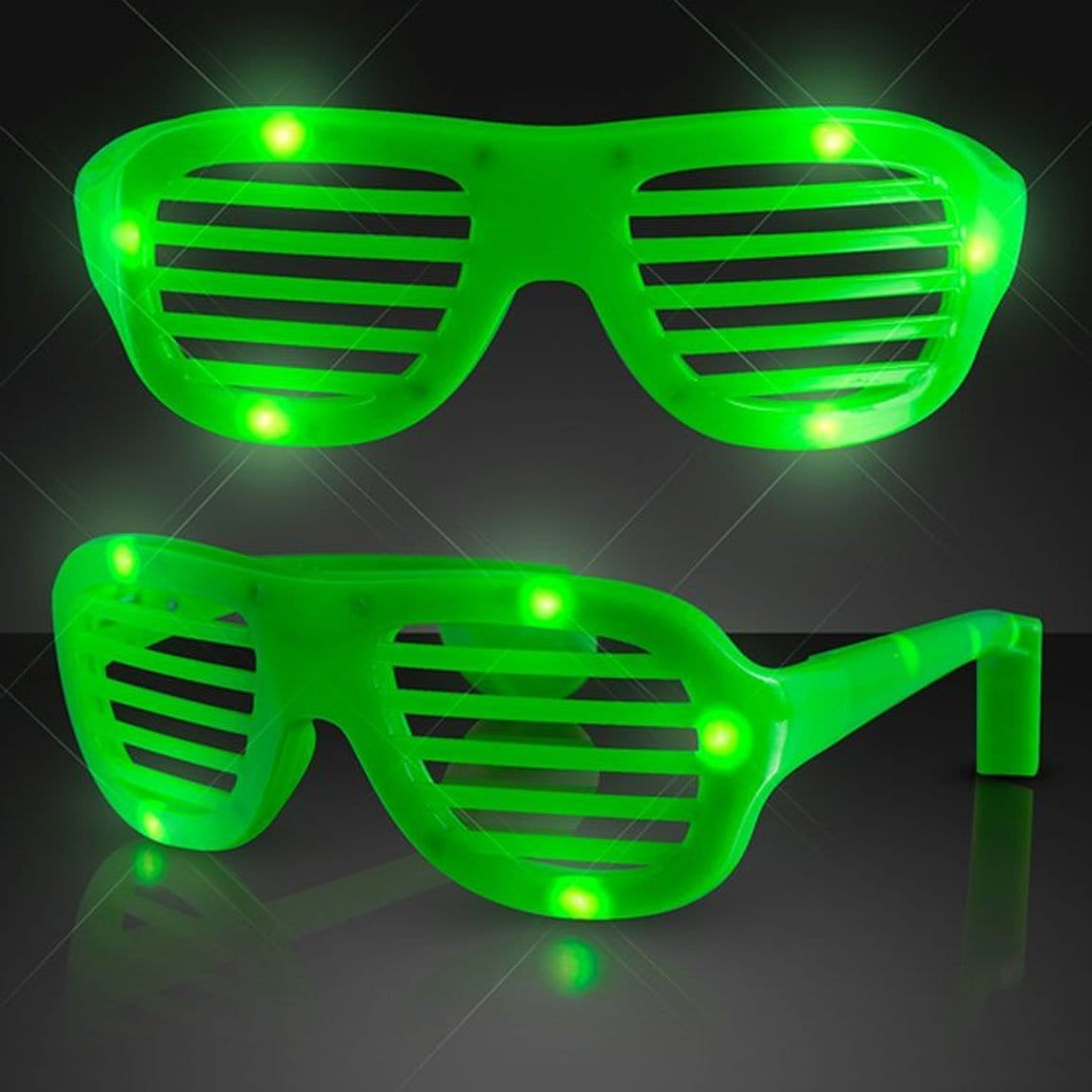 Flashing Light Fashion Glasses