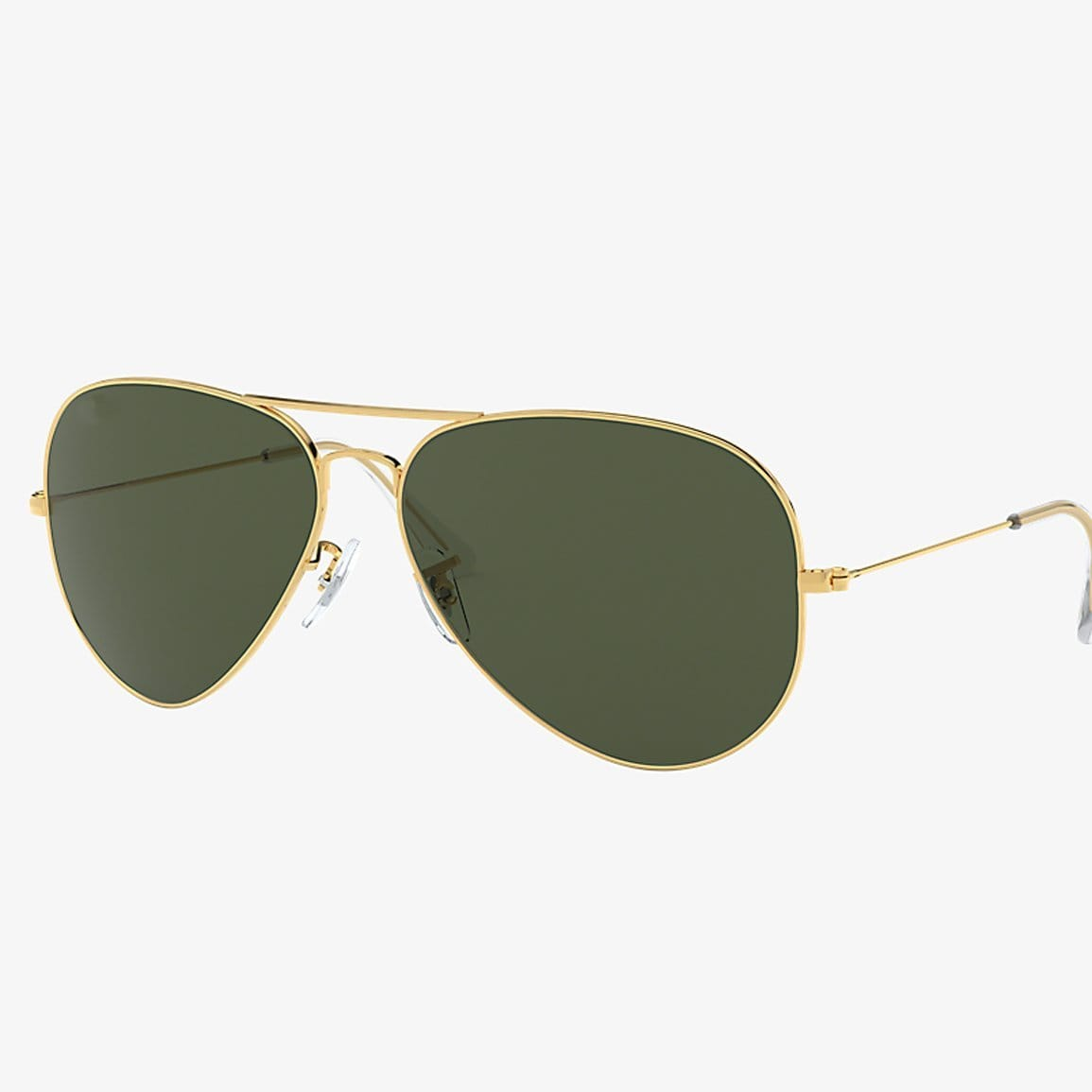 St. Patrick's Day Green Aviator Sunglasses