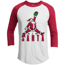 T-Shirts - AIR SANTA Premium Christmas Raglan