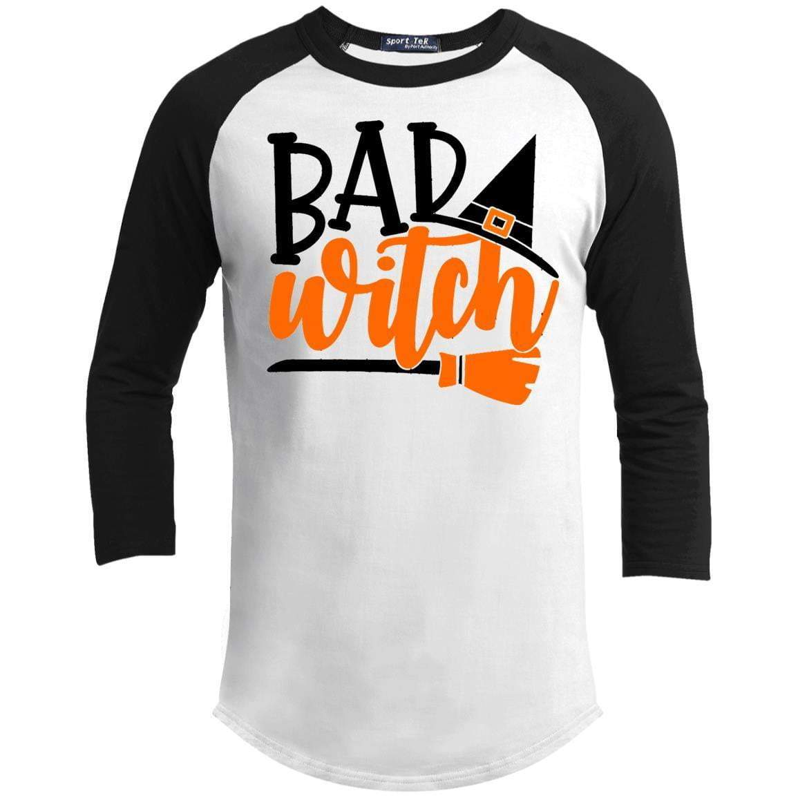 BAD WITCH Unisex 3/4 Sleeve Raglan